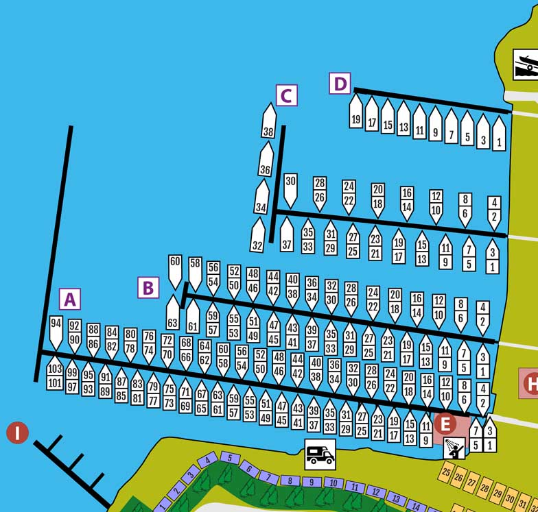 jachthaven-t-loo-plattegrond
